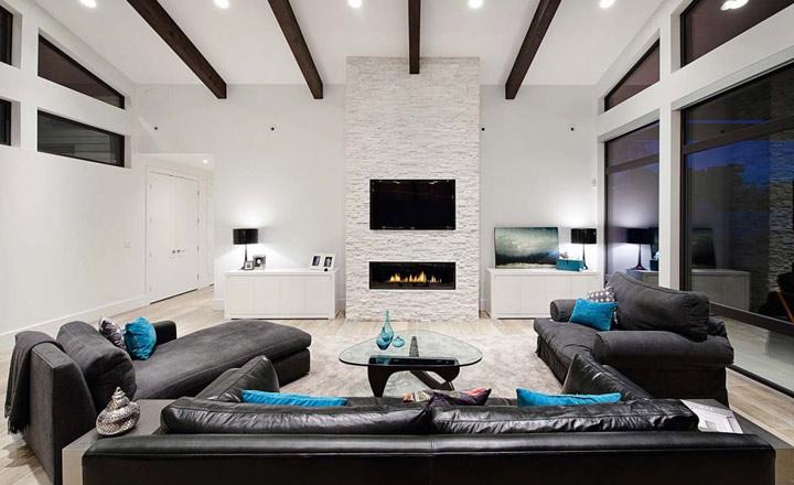 Thiết kế nội thất theo phong cách High Tech