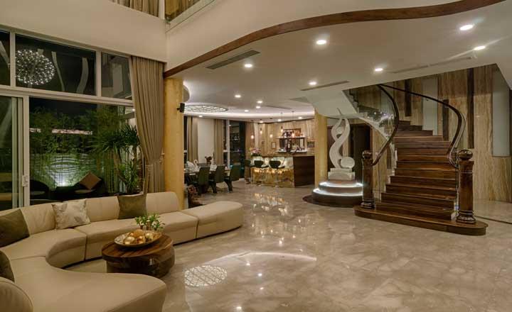 Thiết kế căn hộ penthouse