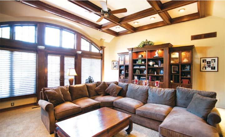 Kinh nghiệm sử dụng gỗ trong nội thất hiện đại