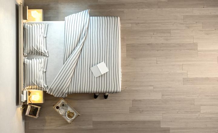 Lát sàn phòng ngủ