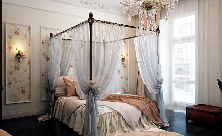 Mẹo bố trí nội thất cho phòng ngủ