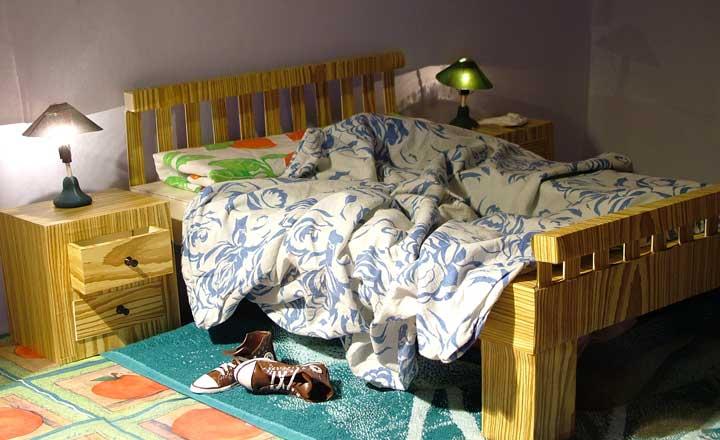 Nên để gì dưới gầm giường để cầu tài lộc?