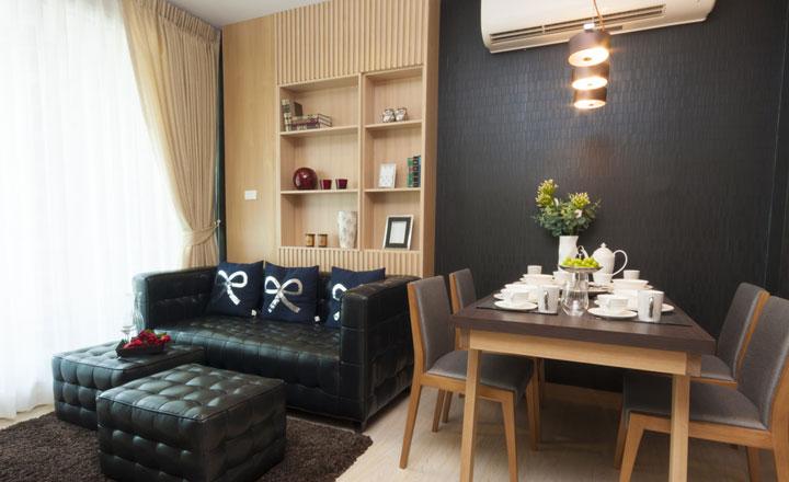 Sai lầm khi thiết kế nội thất căn hộ chung cư
