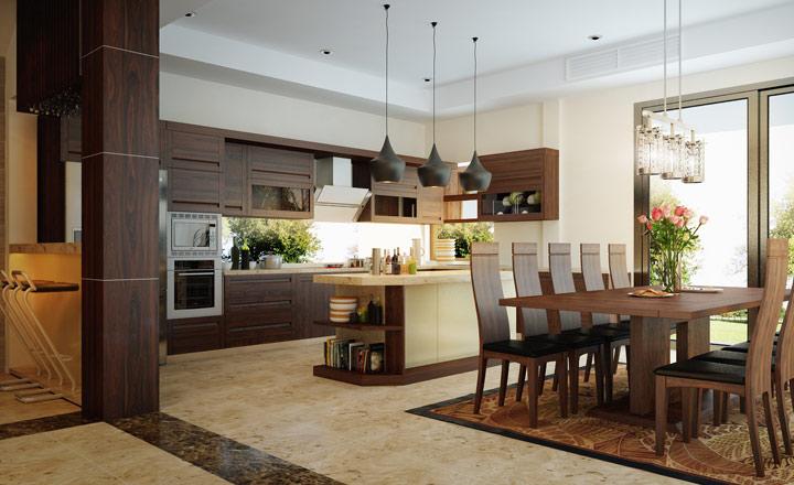 Cách chọn vật liệu xanh trong trang trí nội thất